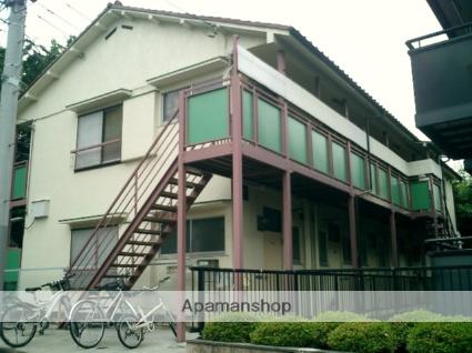 東京都武蔵野市、吉祥寺駅徒歩17分の築34年 2階建の賃貸アパート