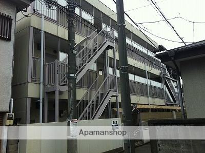 東京都武蔵野市、武蔵境駅徒歩17分の築32年 3階建の賃貸マンション