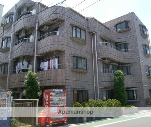 東京都三鷹市、武蔵境駅徒歩15分の築19年 4階建の賃貸マンション