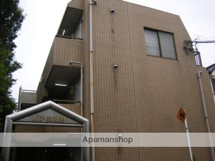 東京都武蔵野市、武蔵境駅徒歩17分の築23年 3階建の賃貸マンション
