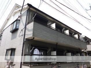 東京都三鷹市、吉祥寺駅徒歩22分の築19年 2階建の賃貸アパート