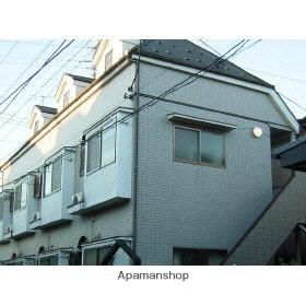 東京都三鷹市、武蔵境駅徒歩22分の築28年 2階建の賃貸アパート