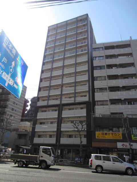 東京都台東区、三ノ輪駅徒歩3分の築10年 15階建の賃貸マンション