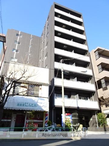 東京都台東区、浅草駅徒歩10分の築5年 9階建の賃貸マンション