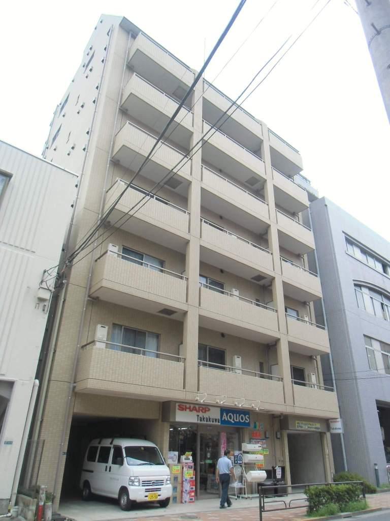 東京都台東区、三ノ輪駅徒歩7分の築8年 8階建の賃貸マンション