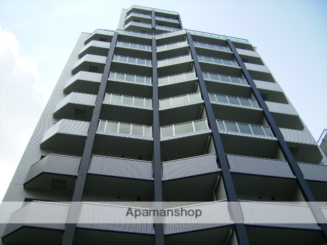 東京都台東区、仲御徒町駅徒歩6分の築9年 14階建の賃貸マンション