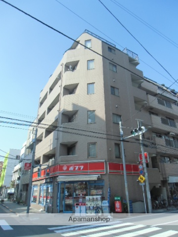 東京都台東区、三ノ輪駅徒歩4分の築16年 6階建の賃貸マンション