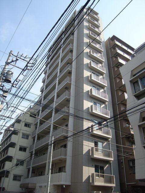 東京都台東区、田原町駅徒歩9分の築8年 14階建の賃貸マンション