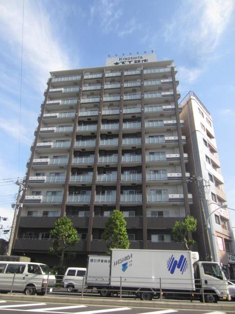 東京都台東区、南千住駅徒歩10分の築8年 12階建の賃貸マンション