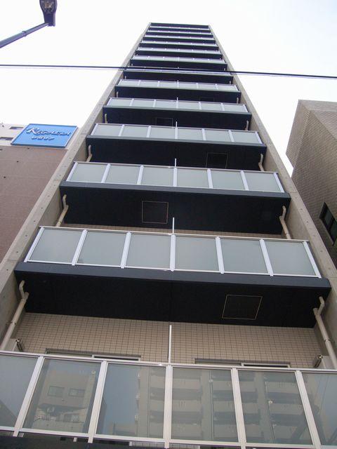 東京都荒川区、三ノ輪駅徒歩3分の築8年 14階建の賃貸マンション