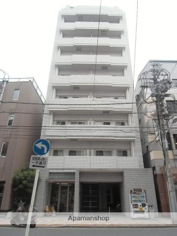 東京都台東区、御徒町駅徒歩8分の築8年 10階建の賃貸マンション