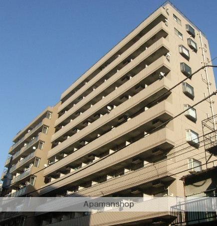 東京都台東区、上野駅徒歩10分の築24年 11階建の賃貸マンション