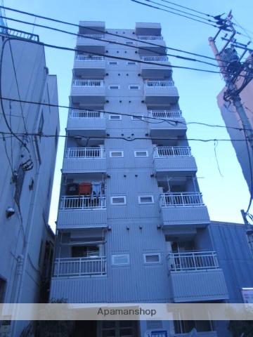 東京都台東区、三ノ輪駅徒歩4分の築8年 8階建の賃貸マンション