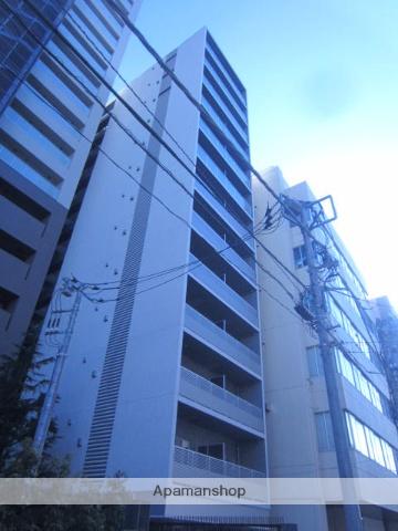 東京都台東区、浅草橋駅徒歩5分の築3年 13階建の賃貸マンション