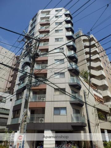 東京都台東区、三ノ輪駅徒歩6分の築2年 11階建の賃貸マンション