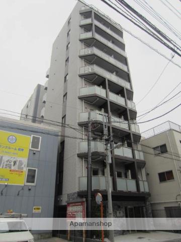 東京都台東区、三ノ輪駅徒歩4分の築2年 10階建の賃貸マンション
