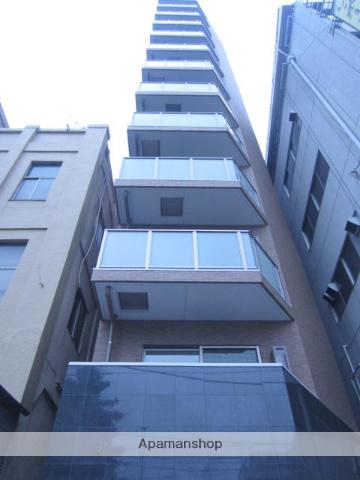 東京都荒川区、三ノ輪駅徒歩4分の新築 12階建の賃貸マンション
