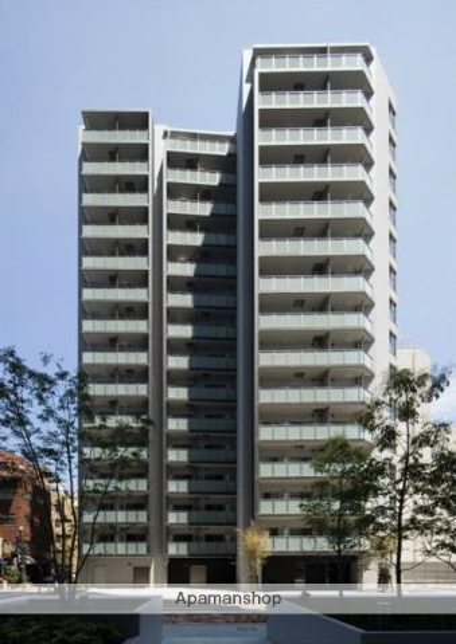 東京都台東区、御徒町駅徒歩5分の築1年 15階建の賃貸マンション