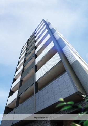 東京都台東区、三ノ輪駅徒歩9分の新築 10階建の賃貸マンション
