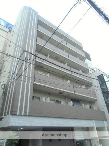 東京都台東区、上野駅徒歩3分の築7年 8階建の賃貸マンション