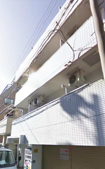 東京都台東区、上野駅徒歩9分の築29年 9階建の賃貸マンション