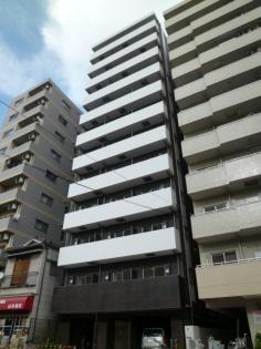 東京都台東区、田原町駅徒歩8分の築6年 12階建の賃貸マンション