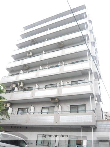 東京都台東区、鶯谷駅徒歩7分の築27年 8階建の賃貸マンション