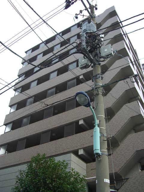 東京都文京区、御茶ノ水駅徒歩7分の築22年 10階建の賃貸マンション