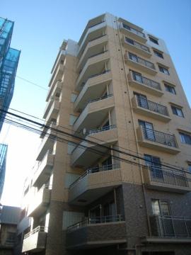 東京都台東区、三ノ輪駅徒歩6分の築11年 9階建の賃貸マンション