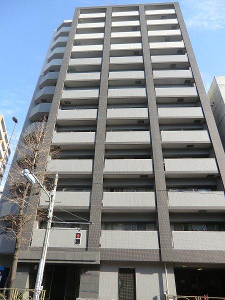 東京都台東区、鶯谷駅徒歩9分の築11年 13階建の賃貸マンション