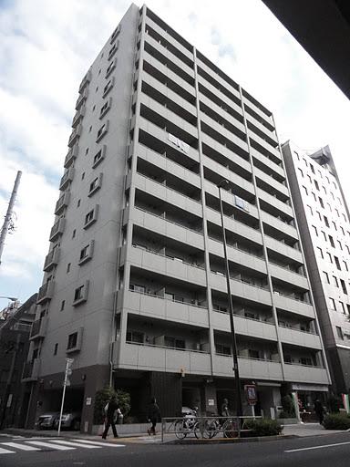 東京都台東区、御徒町駅徒歩6分の築10年 13階建の賃貸マンション