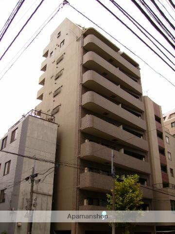 東京都台東区、稲荷町駅徒歩10分の築16年 11階建の賃貸マンション