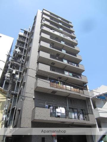 東京都台東区、浅草駅徒歩6分の築20年 11階建の賃貸マンション
