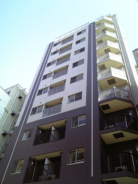 東京都台東区、御徒町駅徒歩5分の築10年 12階建の賃貸マンション