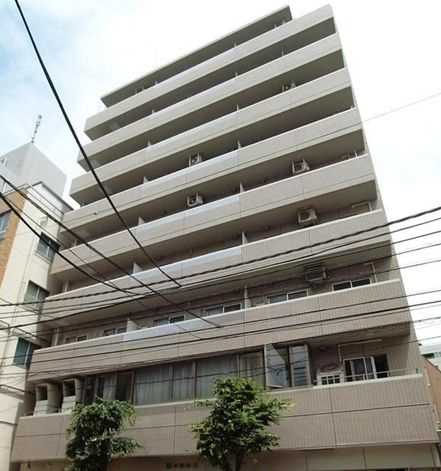 東京都台東区、馬喰町駅徒歩10分の築24年 10階建の賃貸マンション