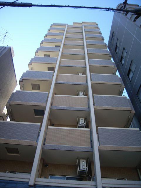 東京都台東区、南千住駅徒歩9分の築10年 11階建の賃貸マンション