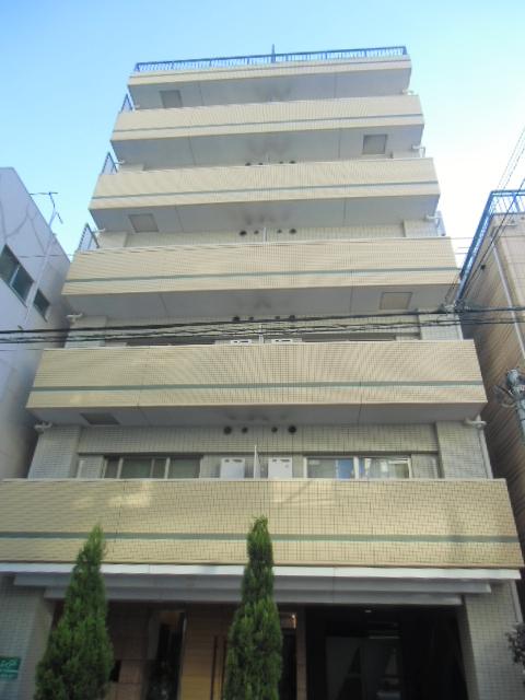 東京都台東区、仲御徒町駅徒歩10分の築11年 8階建の賃貸マンション