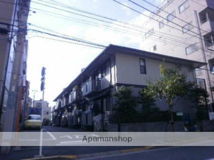東京都江戸川区、一之江駅徒歩27分の築20年 2階建の賃貸アパート