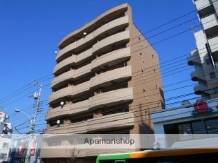 東京都江戸川区、新小岩駅徒歩13分の築10年 8階建の賃貸マンション