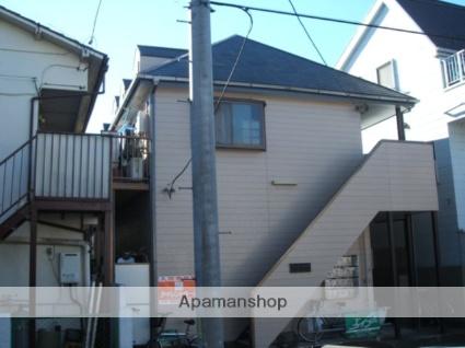 東京都江戸川区、平井駅徒歩32分の築27年 2階建の賃貸アパート