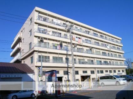 東京都江戸川区、新小岩駅徒歩22分の築45年 7階建の賃貸マンション