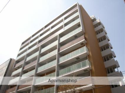 東京都江東区、越中島駅徒歩14分の築9年 10階建の賃貸マンション