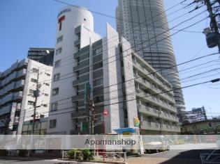 東京都墨田区、曳舟駅徒歩3分の築25年 8階建の賃貸マンション