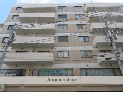東京都墨田区、錦糸町駅徒歩6分の築27年 9階建の賃貸マンション