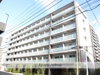 東京都墨田区、錦糸町駅徒歩10分の築1年 7階建の賃貸マンション