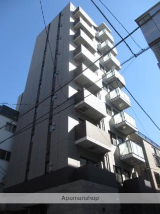 東京都墨田区、錦糸町駅徒歩5分の新築 9階建の賃貸マンション