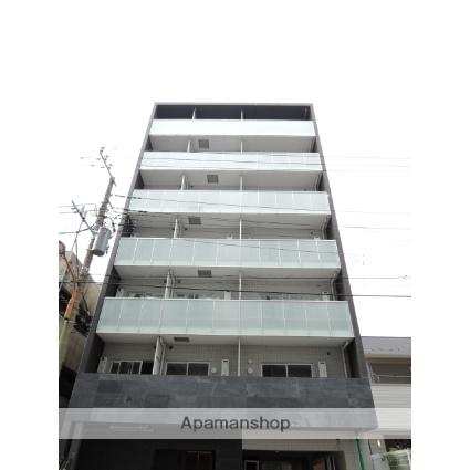 東京都墨田区、錦糸町駅徒歩10分の新築 7階建の賃貸マンション