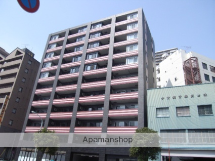 東京都墨田区、浅草駅徒歩6分の築6年 11階建の賃貸マンション