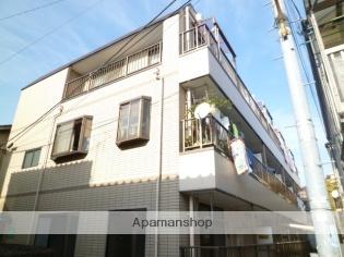 東京都墨田区、東向島駅徒歩6分の築26年 3階建の賃貸マンション