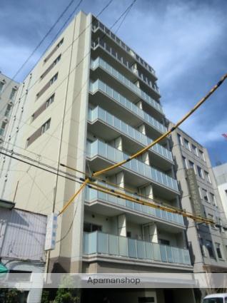 東京都墨田区、両国駅徒歩10分の築5年 9階建の賃貸マンション